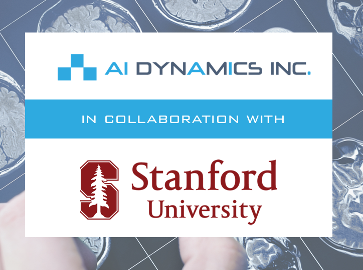 AI Dynamics Collaborates with Stanford to Leverage NeoPulse AI Platform to Accurately Classify Brain PET/CT Scans