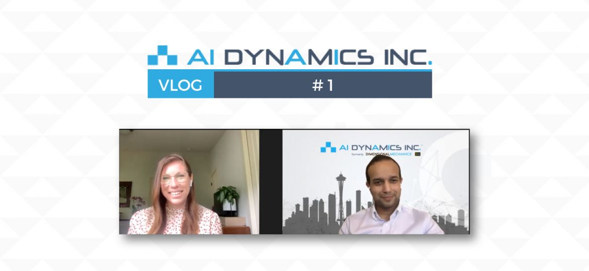 Introducing 'What's New with AI Dynamics': A Conversation with our CTO on the Importance of AI and How it's Revolutionizing Manufacturing