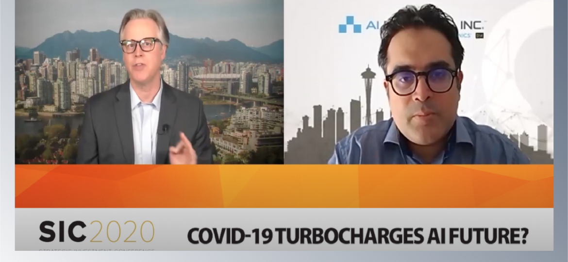 COVID-19 Turbocharges Artificial Intelligence Future? Rajeev Dutt Interview